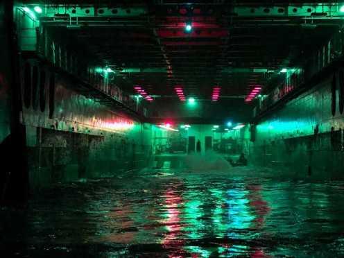 Dique Inundado