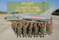 flotta eurofighter raggiunge le 500.000 ore di volo