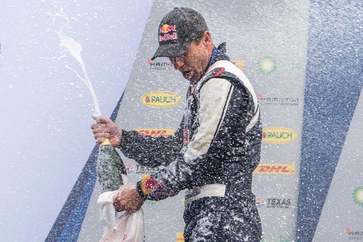 Martin Sonka vince la Red Bull Air Race 2018 campione del mondo