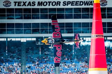 Red Bull Air Race Texas finale 2018