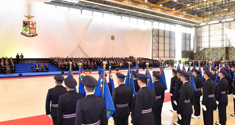 cambio del CSM Aeronautica Militare 2018