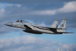 F-15C Eagle US Air Force Europe
