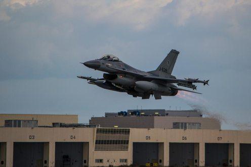 TLP 2018-4 in Italia ad Amendola F-16 Olanda