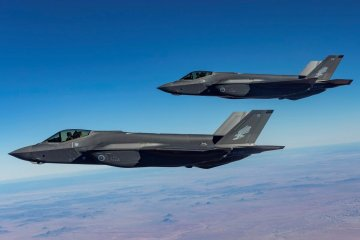 Primi F-35A Royal Australian Air Force arrivano in Austrialia