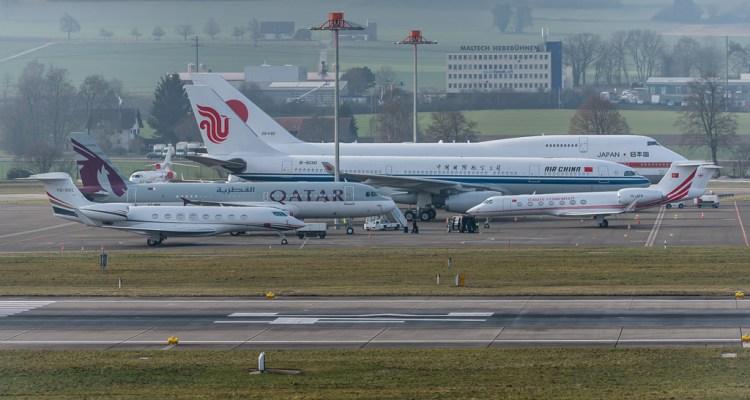 Aeroporto di Zurigo Terrazza