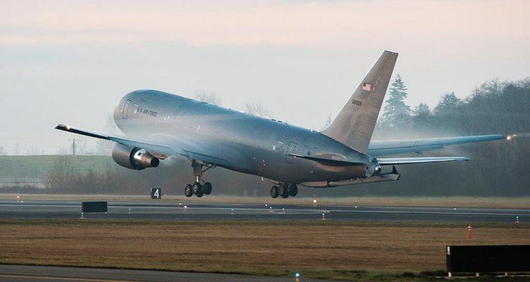Rifornitore in volo Boeing KC-46A Pegasus