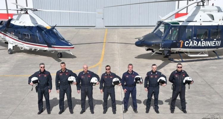 7° Nucleo Elicotteri Carabinieri Pontecagnano