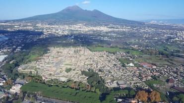 7° NEC Controllo aree archeologiche terrestri, Pompei (NA)