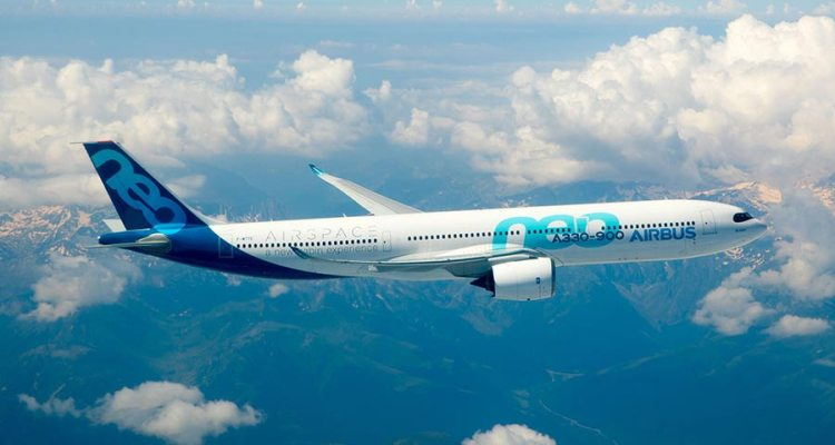 Airbus A330-900neo etops 180