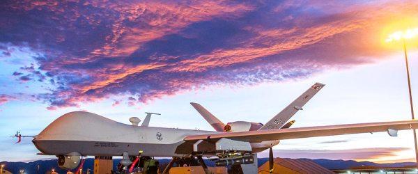 USAF MQ-1 Predator e MQ-9 Reaper