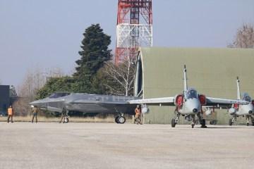F-35A Aeronautica Militare a Istrana