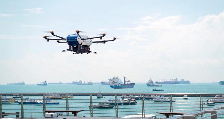 Airbus Skyways drone