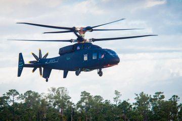 Elicottero Sikorsky Boeing SB-1 Defiant