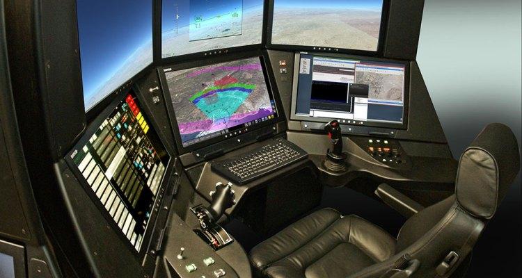 GA-ASI Advanced Cockpit