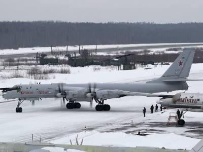 Tu-142 Bear-F