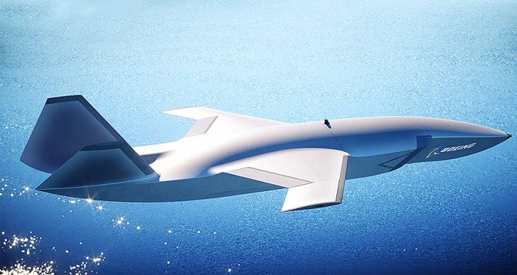 """drone da combattimento Boeing """"Loyal Wingman"""""""