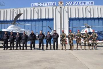 Carabinieri Squadrone Cacciatori di Sicilia