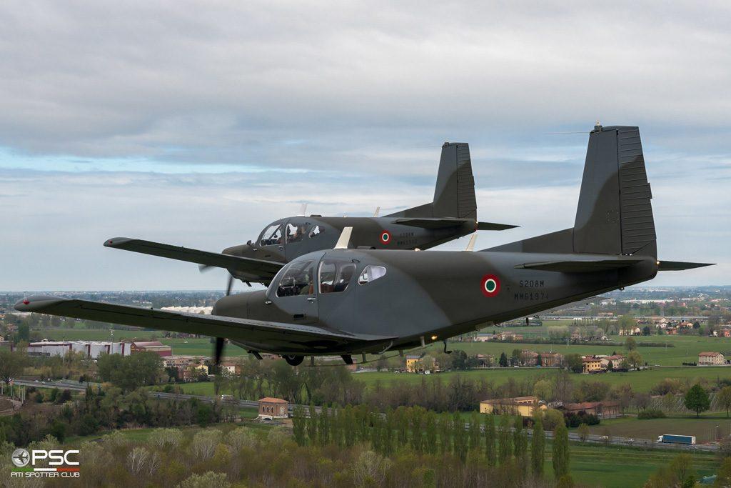 S-208 Aeronautica Militare