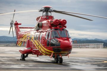 Airbus Helicopters H-215 in Cina