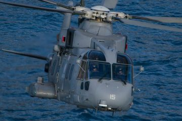 EH101 AW101 Marina Militare