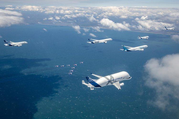 50° Anniversario Airbus