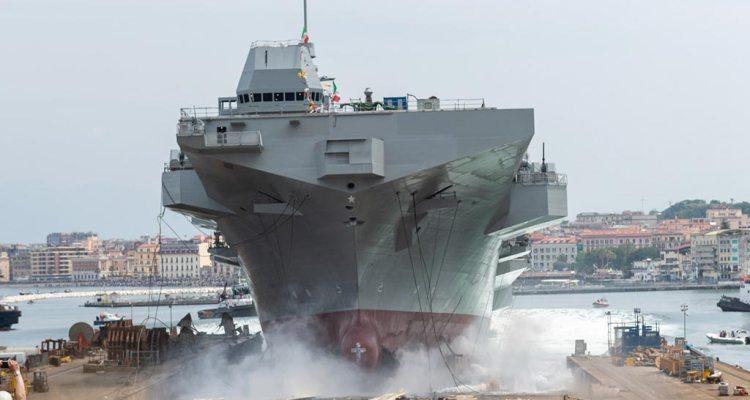 varo nave trieste marina militare