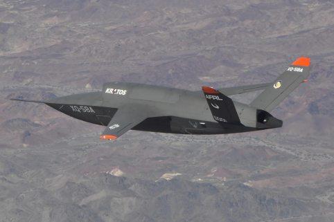 XQ-58A Valkyrie