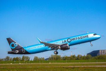 Airbus A321neo La Compagnie