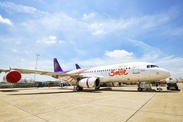 Airbus A320 THAI Smile Airways