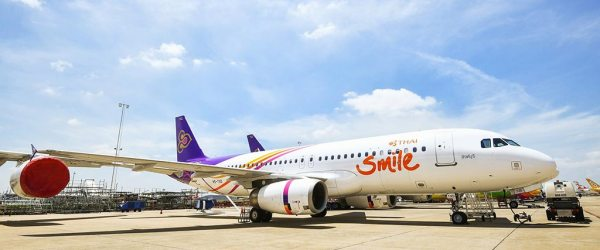 Airbus A320 THAI Smile Airways