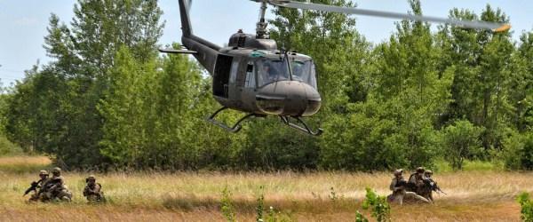 Esercitazione CAEX 2019 I Aviazione Esercito