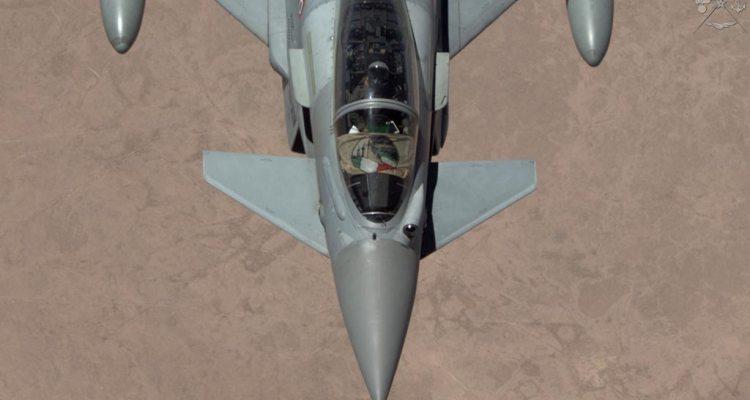 Eurofighter in Kuwait