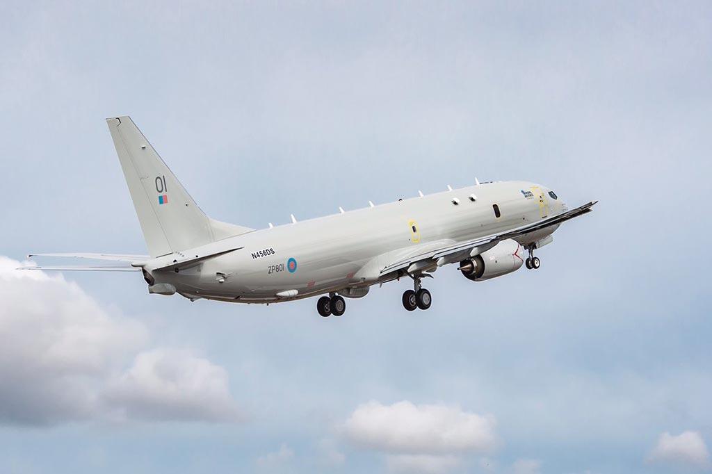 RAF Poseidon MRA Mk1