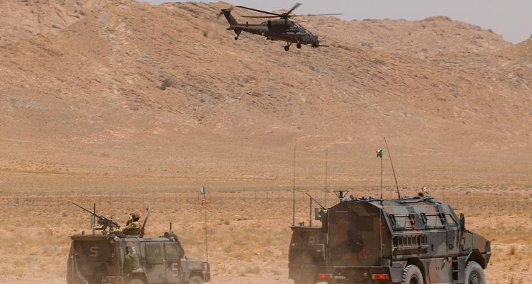 Elicotteri dell'Aviazione dell'Esercito in Iraq e Afghanistan