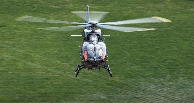 H145 Airbus Helicopters @ Patrick Heinz