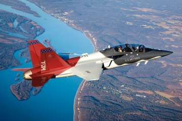 Boeing USAF T-7A Red Hawk