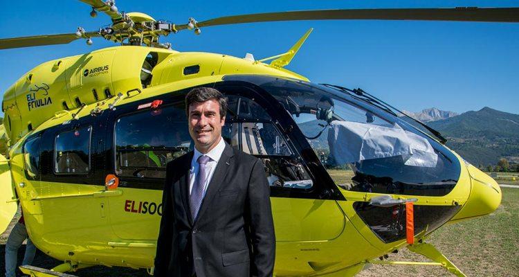 Alexandre Ceccacci Airbus Helicopters Italia
