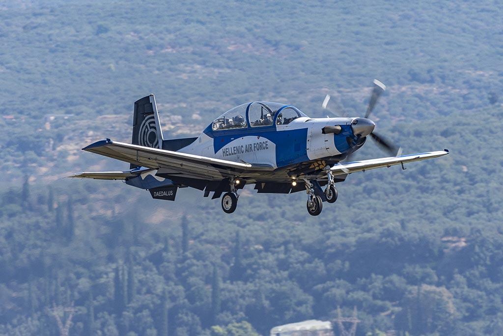 T-6 Texan Hellenic Air Force Kalamata