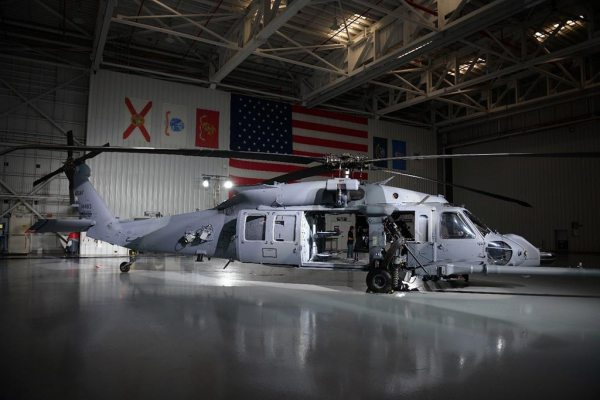 Sikorsky Combat Rescue Helicopter HH-60W