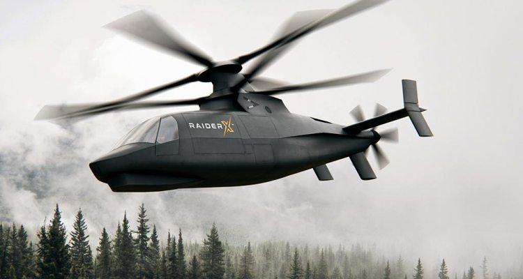programma FARA Sikorsky Raider X Credits: Aviation Report