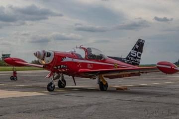 SF260 Belgian Air Component 50 anniversario