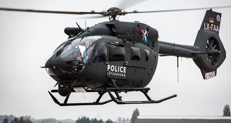 Airbus Helicopter H145M Lussemburgo