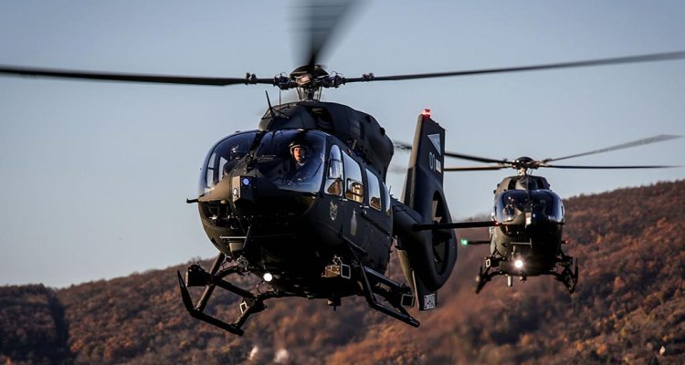 Airbus Helicopters H145M Ungheria