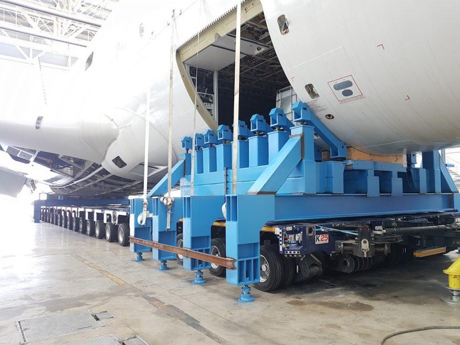 Tarmac Aerosave Airbus A380