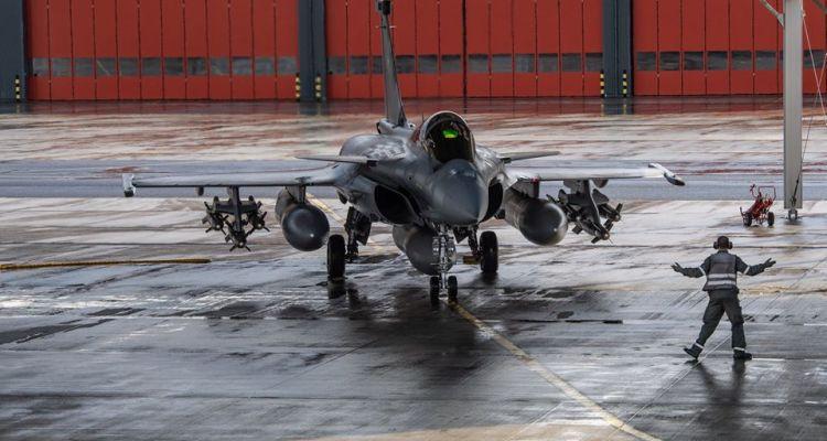 esercitazione Volfa 2019 francia armee de lair