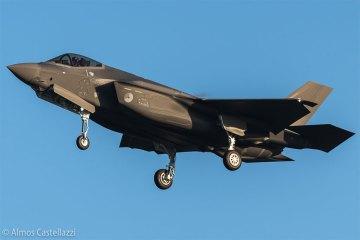secondo F35 olandese Cameri @ Almos Castellazzi