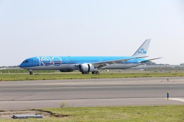 boeing 787-10 dreamliner KLM