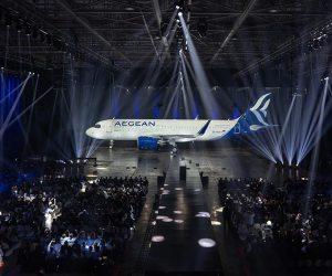 Airbus Α320neo Aegean Airlines (2)
