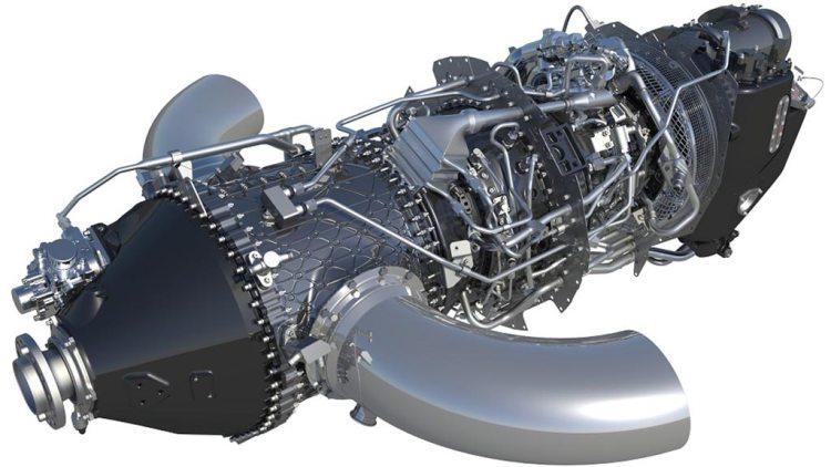 motore GE Catalyst Avio Aero