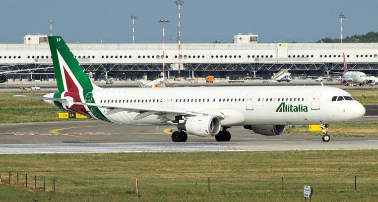 Alitalia voli di rientro connazionali